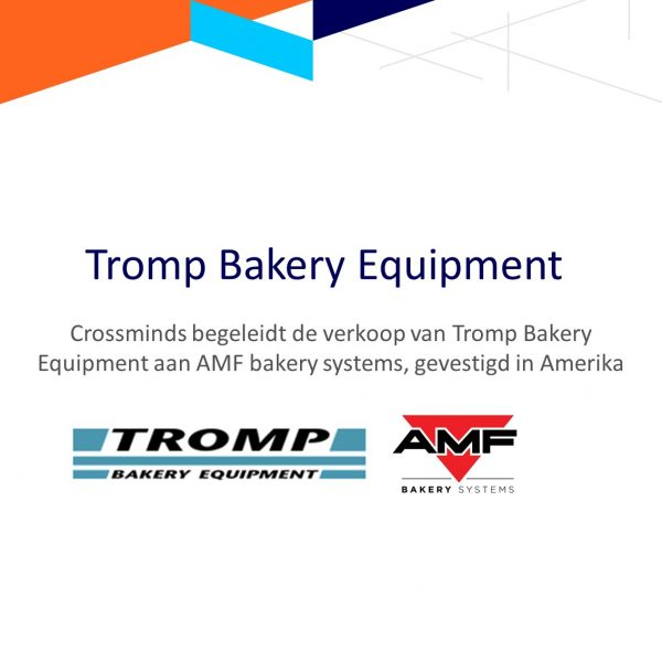 Tromp Bakery Equipment