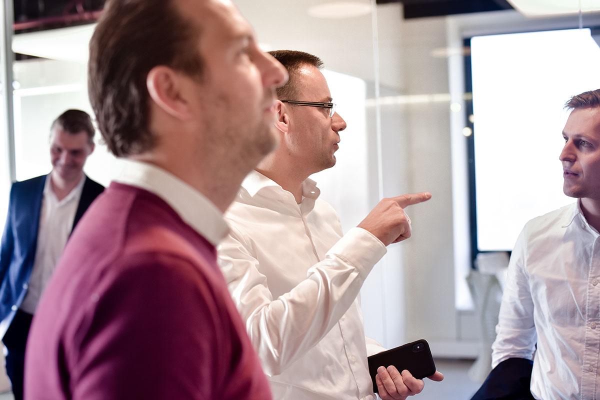 Begeleiding Lineage Logistics bij versterking van de marktpositie in Europa met overnames