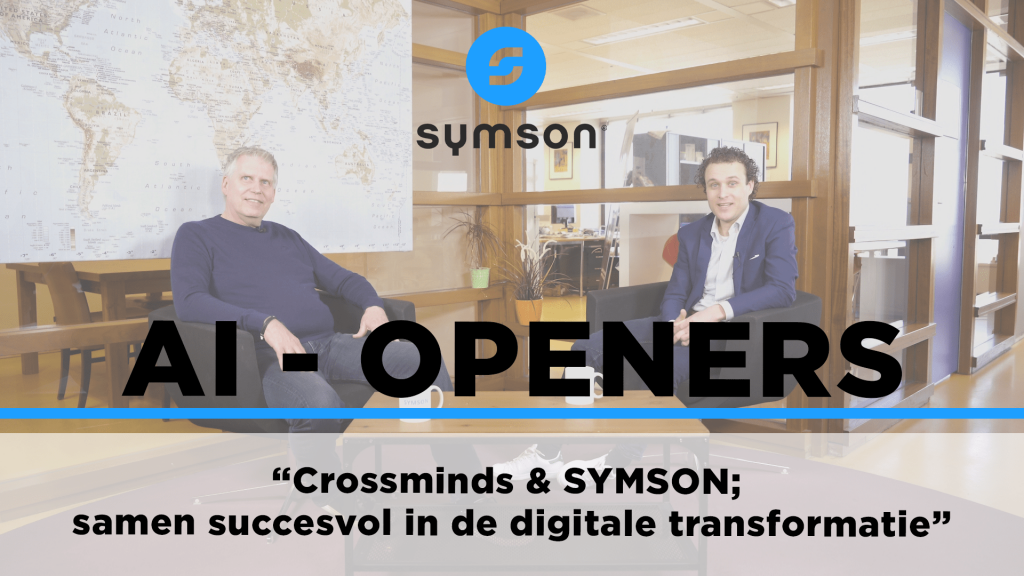 Video: Partnership Crossminds en Symson